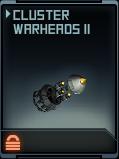 Cluster Warheads II