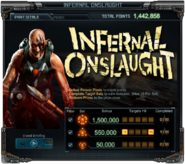 Infernal Onslaught Event Details