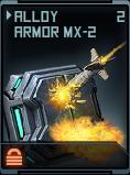 Alloy Armor MX-2