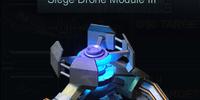 Siege Drone Module