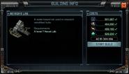Retrofit Lab Build
