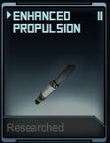 Enhanced Propulsion 2