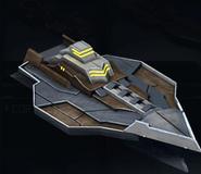 Copy of stingray hull