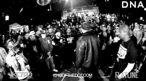 The Best of Battle Rap - Dizaster (Part 2) Bars vs Canibus, Sensa, DNA, Illmaculate, PH, Arsonal