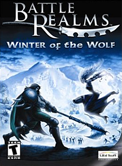 Battle Realms - Winter of the Wolf Coverart