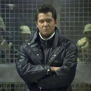Bio RikiTakeuchi Front