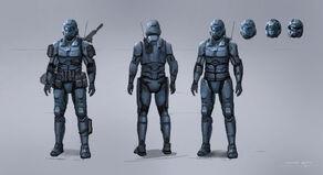 Vashoul Command Gear