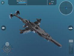 SAA Nighthawk