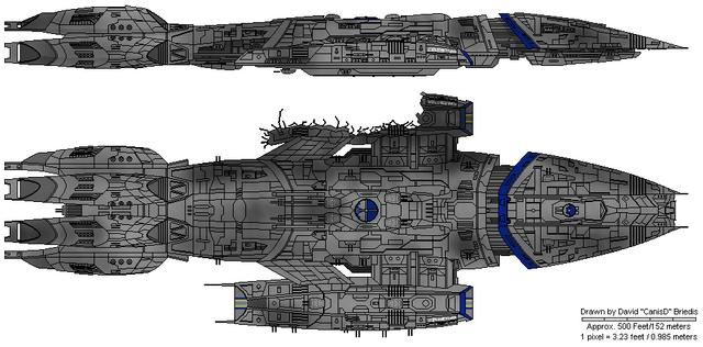 File:Battlestar Celestial Destroyed pod.png
