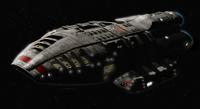 Prometheus in space