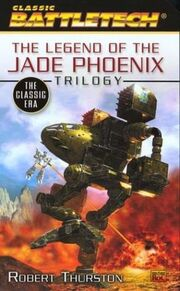 Battletech cover legendofthejadephoenix