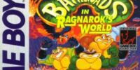 Battletoads in Ragnarok's World