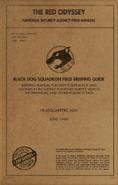 Blackdog Field Guide Reb