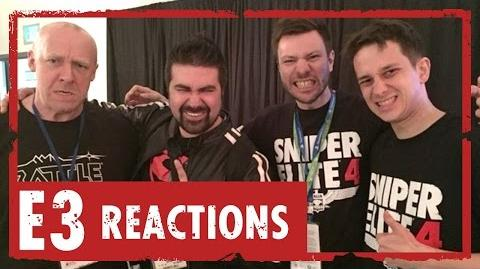 E3 Booth Reactions feat. AngryJoe!