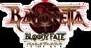 Bayonetta Bloody Fate - Logo