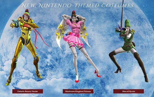 File:Bayo Wii U Port Costumes.jpg