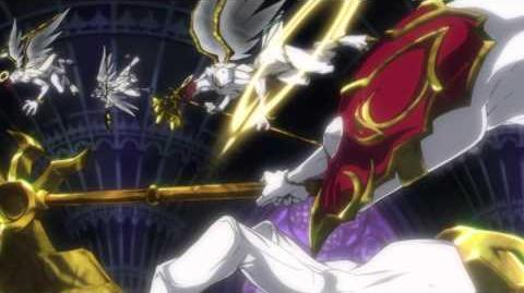 Bayonetta Bloody Fate - Coming to Blu-ray & DVD Combo 10 21 14 - Anime Movie Trailer