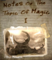 Notes On The Topic Of Magic I.png