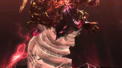 Jeanne Gameplay Bayonetta 2