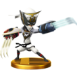 SSB4 Trophy - Wonder White