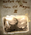 Notes On The Topic Of Magic III.png