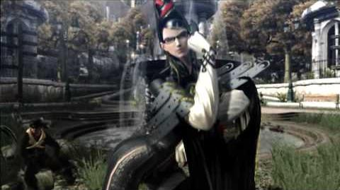Xbox360 BAYONETTA Let's Dance Boys!