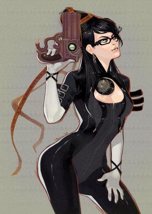 File:Bayonetta Fan Art 6.jpg