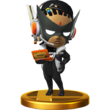 SSB4 Trophy - Wonder Black