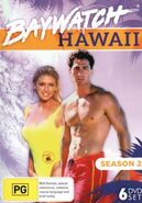 Australian Baywatch Hawaii Season 2 DVD