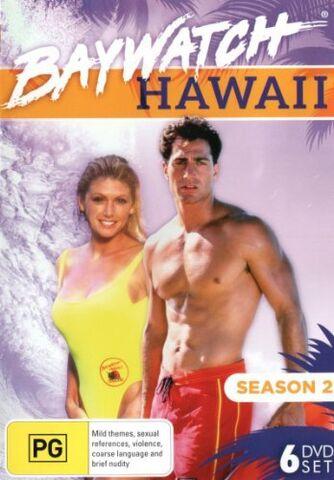 File:Australian Baywatch Hawaii Season 2 DVD.jpg