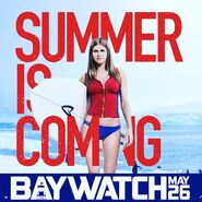 Baywatch Summer Summer Is Coming promo