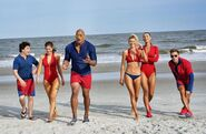 Baywatch Movie cast2