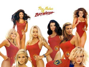 Baywatch Playmates