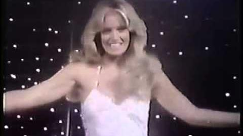 Susan Anton in a 1979 Serta Perfect Sleeper Mattress Commercial