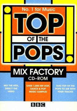 Top Of The Pops- Mix Factory