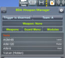 Weapon Manager