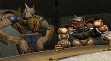 Cheetor and Rattrap