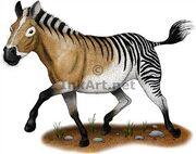 Hagerman horse