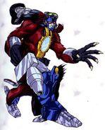 Beast Wars Heinrad