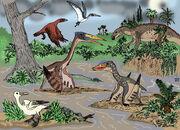 Palaeocursornis