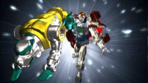 Transformers Beast Wars Transmetal Intro PS1