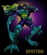 Beast Wars TM2 Spittor