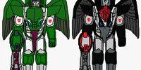 Reticulum-83 and Centaurus-84