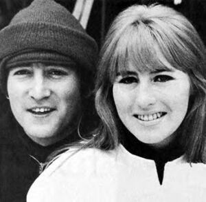 Cynthia and John