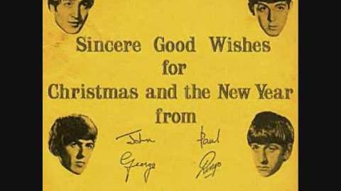 The Beatles - Christmas Record 1963-0