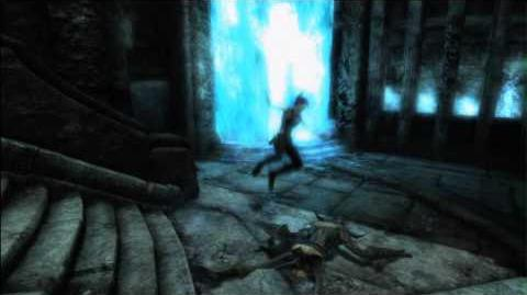 Tomb Raider Underworld - Lara's Shadow Combat Vignette