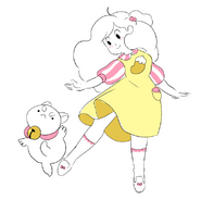 Official Art - Bee and PuppyCat 2
