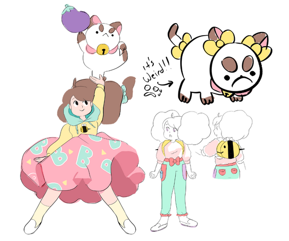 File:Official Art - Bee and PuppyCat 3.png
