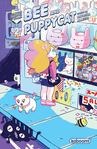 File:Bee and Puppycat -02 (2nd Print Cover).jpg
