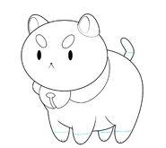 Tumblr puppycat redesign